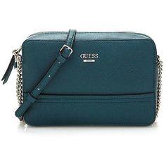 98b9f437722 DEVYN CROSSBODY BAG ( 130) ❤ liked on Polyvore featuring bags, handbags,  shoulder bags, blue purse, blue crossbody purse, cross body, blue handbags  and ...