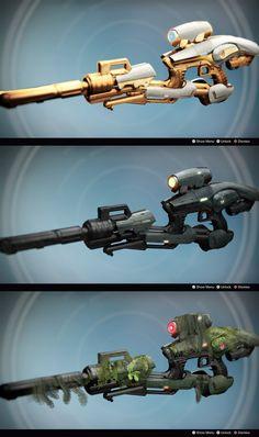 Destiny Ornament Concepts: Vex Mythoclast by DestinyWarlock Cosplay Weapons, Anime Weapons, Sci Fi Weapons, Weapon Concept Art, Fantasy Weapons, Uncharted Drake, Destiny Video Game, Destiny Comic, Arsenal