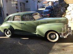 Nash Ambassador 1948
