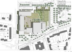 Lucie Aubrac School,Master Plan