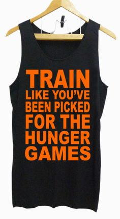 Good design the hunger Game quotes Tank top by SpecialTeeShirt, $10.20