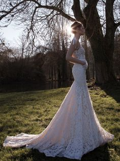 Inbal Dror 2013 Wedding Dress Collection | Bridal Musings