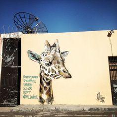woodstock street art | cape town mural