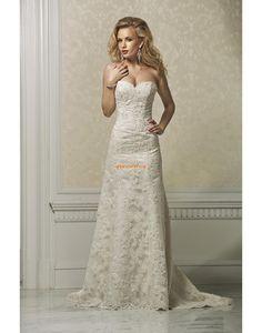 -Line Zasznurować Classic & Timeless Suknie ślubne 2012