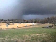 2013 Tornado in grandrivers ky