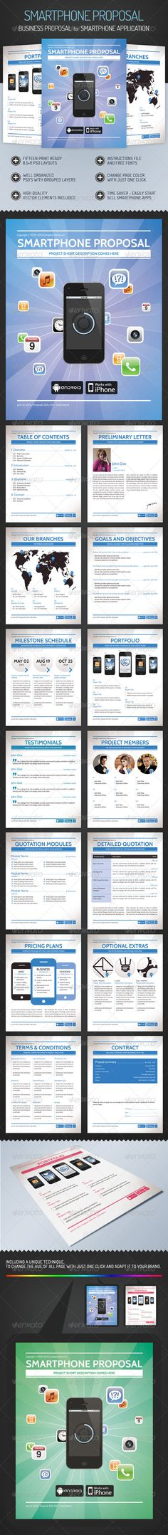 Business Proposal  Proposals Stationery And Business