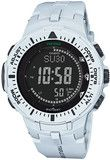 Casio Mens Pro Trek Triple Sensor Ver. 3 Watch PRG-300-7 (PRG3007) - Watch Centre  // #FreeShipping #Australia #Mountaineering #MountainClimbing #Outdoors #GiftIdeas #Watches #ProTrek #Casio //