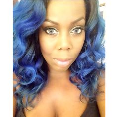 Custom coloured and installed by Diamond Dolls Beauty straight Brazilian hair also styled by us