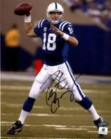 Anything signed by one Mr. Peyton Manning