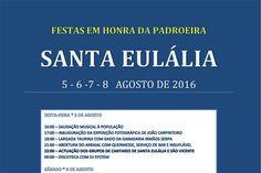 Santa Eulália animada durante quatro dias com as Festas de Verão   Portal Elvasnews
