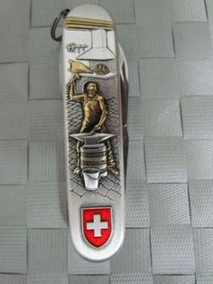 Victorinox Knife Engraving by jimhayes8 @eBay