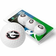 Georgia Bulldogs UGA NCAA Golf Ball Pack by LinksWalker. $15.49. Features a top quality 3 pack of golf balls with your favorite college team.