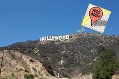 Los Angeles is a city built on hustle and ingenuity and so it loves a sign: a giant lettered sign on top of a hill, a sign shaped like...