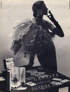 Jacques Fath- Canasta (Vintage Perfume)