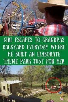 #Girl #escapes #grandpas #backyard #everyday #built #elaborate #park Creative Photography, Photography Poses, Beauty Photography, Cute Baby Dogs, Cute Babies, Jewelry Wall, Nose Jewelry, Blue Makeup, Dark Makeup