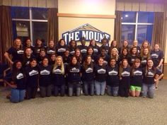Congratulations to the Women's Rugby team, who took 4th place in this year's National Small College Rugby Organization's Championship Tournament! #GoMount #MountPride #MountRugby