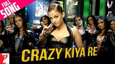 Crazy Kiya Re - Full Song | Dhoom:2 | Hrithik Roshan | Aishwarya Rai | S...