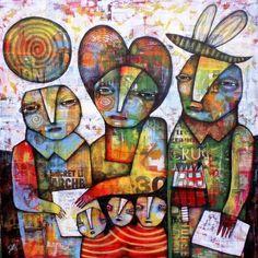 The Project by Dan Casado outsider folk art