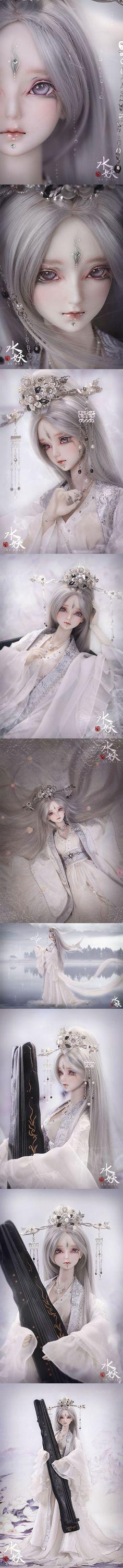 ((AS Agency)BJD Xi Shi Ver2 Girl 62cm Ball-Jointed Doll_Size 62 ~ 72cm_Angell Studio_DOLL_Ball Jointed Dolls (BJD) company-Legenddoll