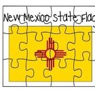 This is a New Mexico flag puzzle....