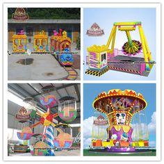 Sinorides - Fabricante de juegos mecánicos para parques de atracciones-Sinorides