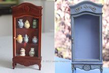 Make Dolls House Furniture With Free Scale Miniature Furniture Project…
