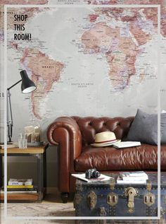 Shop This Room: The Manly Look - Life in Sketch