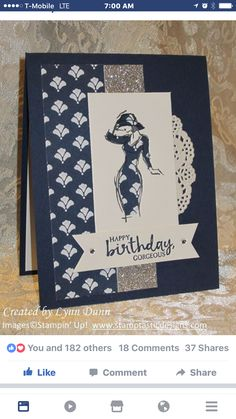 Beautiful You by Stampin Up