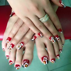 Móng vẽ Nails & Co, Toe Nails, Hair And Nails, Finger Nail Art, Nail Art Diy, Toe Nail Designs, Nail Polish Designs, Cute Pedicures, Pedicure Nail Art