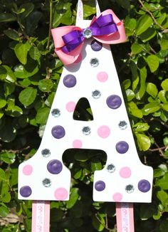 Customized Large Bow Holder Newborn Toddler by FairyFlowersandBows, $14.00