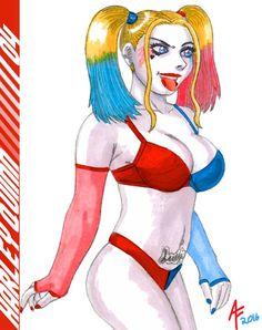 Traditional on Erotica-X - DeviantArt Daphne Blake, Doodle Sketch, Social Community, Harley Quinn, Erotica, Disney Characters, Fictional Characters, Pin Up, Deviantart