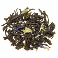 Traditionally Earl Grey was a blend of Chinese and Indian teas scented with the oil from the citrus bergamot fruit - a sort of orange. http://www.enjoyingtea.com/eagrbltea.html