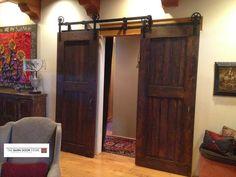ARIZONA BARN DOORS: Equestrian Manor Barn Doors