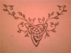 Celtic Knot Tattoos for Women | Celtic knot - tattoo by EveningHours