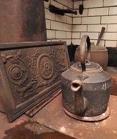 Found: Victorian Kitchen Hiding in the Basement. This is such a cool story! A must read. Worth the time.