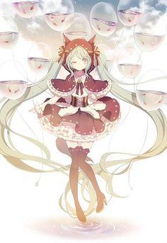 Miku Hatsune   Vocaloid   ♤