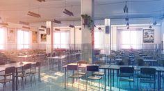 食堂の内部 | ArseniXC [pixiv] http://www.pixiv.net/member_illust.php?mode=medium_id=18788170