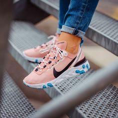 Sneaker Outfits, Nike Outfits, Sneakers Mode, Sneakers Fashion, Fashion Shoes, Fashion Outfits, Nike Fitness, Sneaker Trend, Sneaker Heels