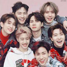 JB, Yugyeom, Jinyoung, Jackson, Mark, Youngjae, BamBam - Got7