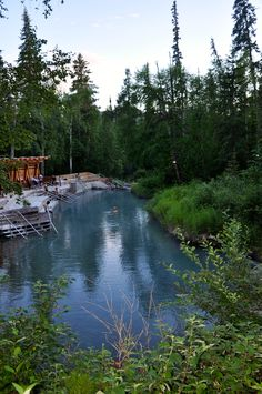 Liard Hot Springs (Northern BC)