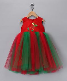 Izzy for Christmas- but just have her wear a shirt and make a tutu :)