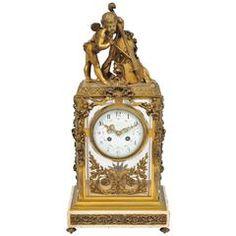 19th Century French Mantel Clock