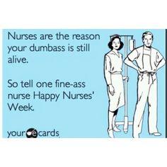 Happy nurses week! nurses
