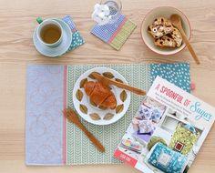 Colocação de Kyoto - uma colher de açúcar Blog Hop