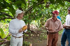 Chat with Costa Rica's friendly locals on VBT's active vacations.