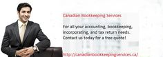 # Canadian #Bookkeeping,# Accounting,# tax_return needs? contact us today for a free quote!  http://canadianbookkeepingservices.ca