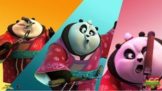 kung fu panda 3 Mei mei my poster/mi poster 1 by pollito15.deviantart.com on @DeviantArt