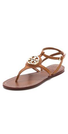 Tory Burch Leticia Flat Thong Sandals | SHOPBOP
