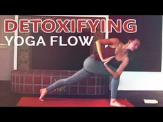 "Detoxifying Yoga Flow (expand for full description). Get my FREE ""Yoga For Abs"" class: http://brettlarkin.com/ Join my community of 7,000 yogis at http://www..."