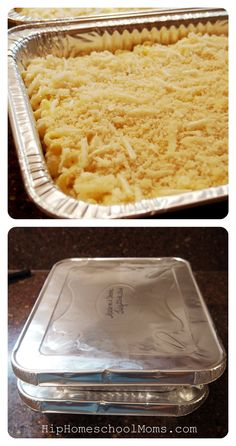 Make Ahead Macaroni and Cheese